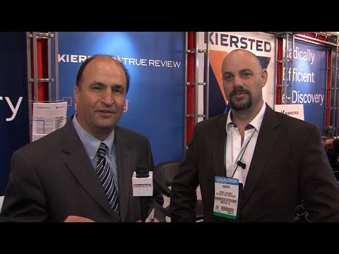 Advanced Analytics in Kiersted eDiscovery Products