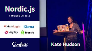 Nordic.js 2015 • Kate Hudson - Advanced front-end automation with npm scripts