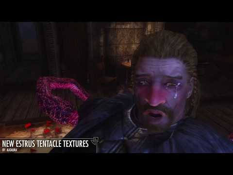 SKYRIM ADULT MODS #3: Can you tie me up? thumbnail