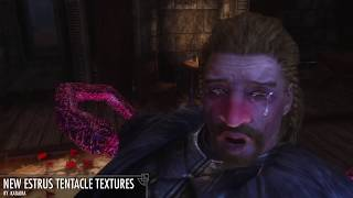 SKYRIM ADULT MODS #3: Can you tie me up?