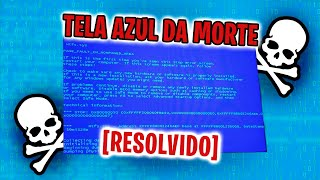 COMO CONSERTAR TELA AZUL DO PC (WIN7/8 e XP)