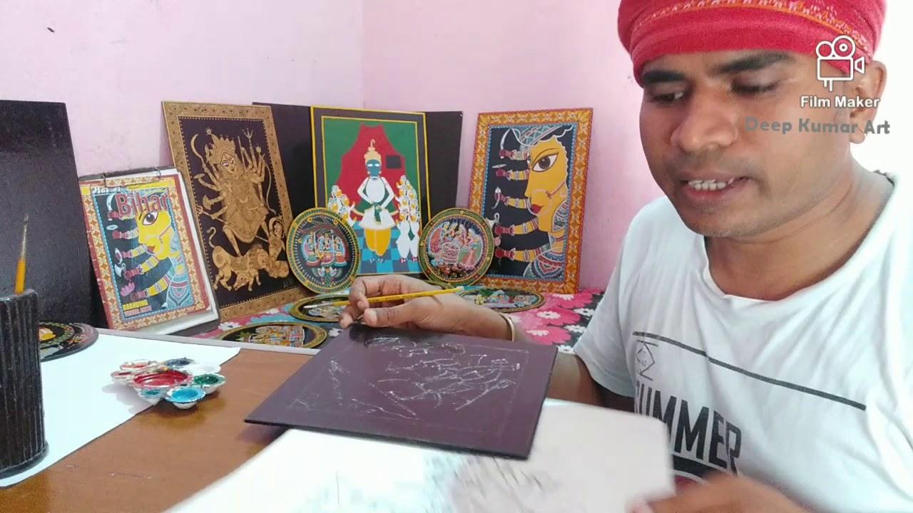 Tikuli Art MDF Board| Patna Diaries