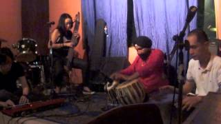Manila Sky - Improvisation Part 1 (Conspiracy Café, April 23, 2015)