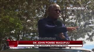 Msikilize Rais Magufuli Akimpa Ushauri wa Bure RUGE wa CLOUDS