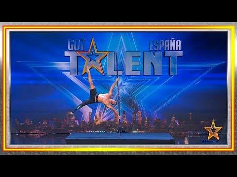 Presentación Jose Luis Gutierrez Got Talent España