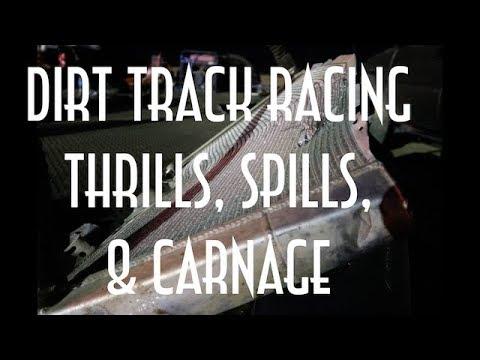 Dirt Track Thrills, Spills & Carnage at Central Arizona Speedway