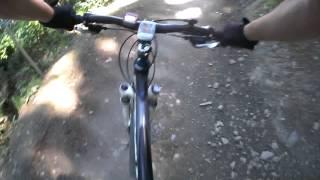 Winterberg - Freeride and Fourcross on XC bikes (3 august 2015)