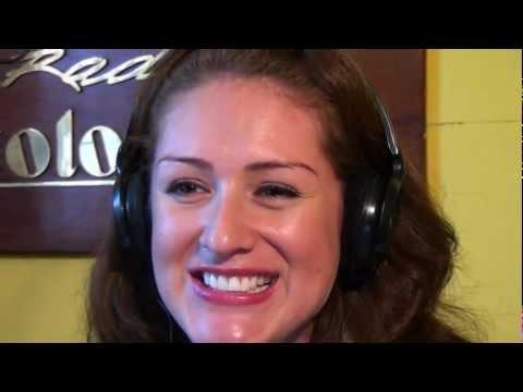 MARIBEL SALINAS-AIRES DEL MAYAB EN VIVO-RADIO COLOCOLO Y RADIO CALIPSO-PARTE 4