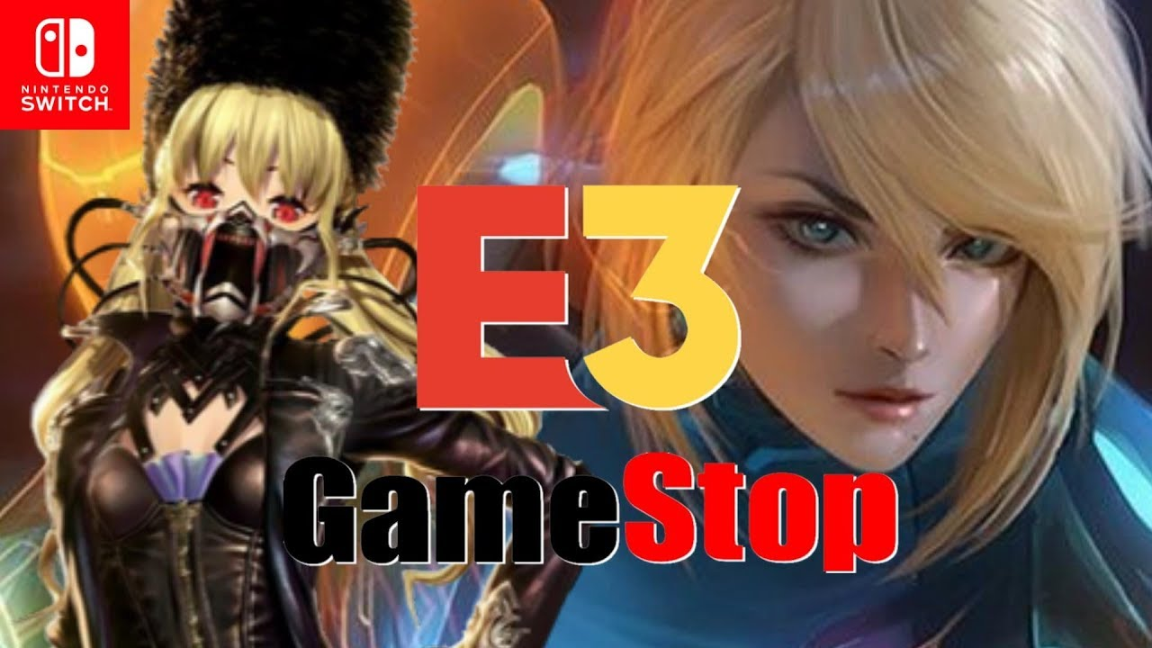 Gamestop Leaks 21 New Switch Games Ahead Of E3 Why Code