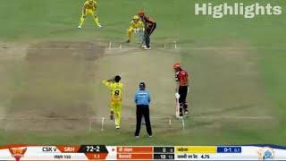 SRH vs CSK IPL 2019: Sunrisers Hyderabad Beat Chennai Super Kings By 6 Wickets, Match Highlights