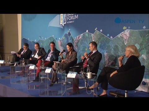 """Beyond Sykes Picot? Opportunity for Realignment in the Middle East?"" at Bucharest Forum 2016"