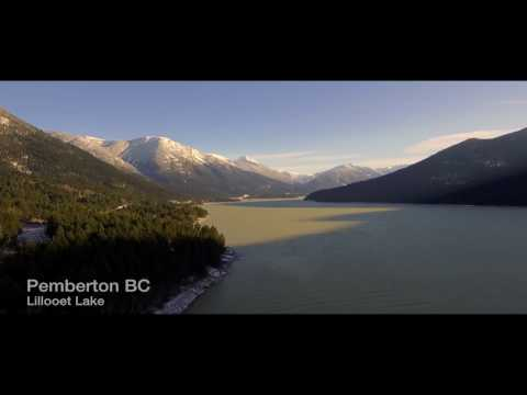 Drone Reel West Coast of Canada British Columbia