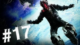 Dead Space 3 Gameplay Walkthrough Part 17 - Off the Grid - Chapter 8 (DS3)