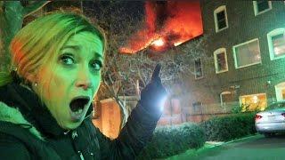 INSANE HOUSE FIRE!!!