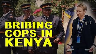 How To Bride A Kenyan Police Officer In Nairobi