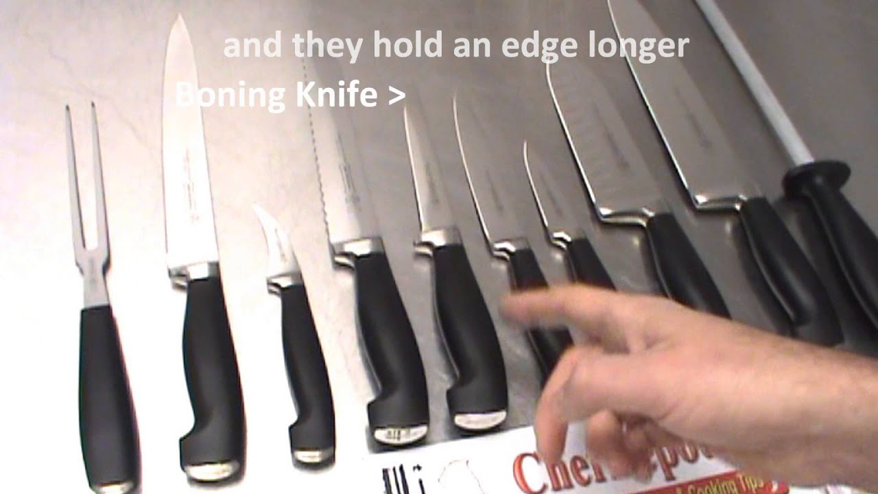 best kitchen knives to buy youtube
