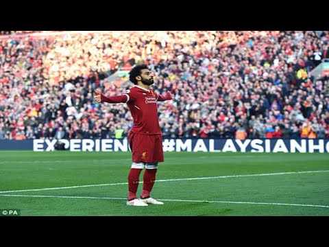 Mohamed Salah becomes first African player in Premier League history to score 30 goals and