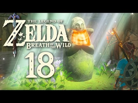 THE LEGEND OF ZELDA: BREATH OF THE WILD # 18 ★ Aufrüsten und ausrüsten! [HD60]
