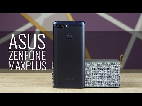 Обзор Asus Zenfone Max Plus M1