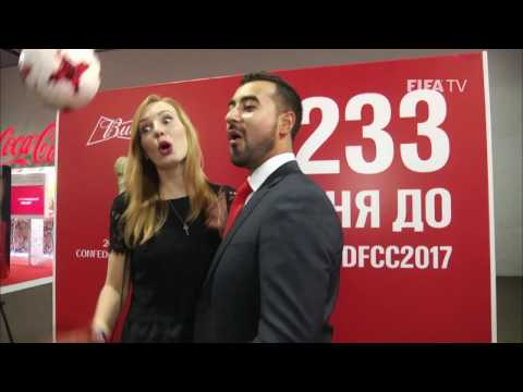 Russia 2018 Magazine: FIFA/LOC Host City Tour