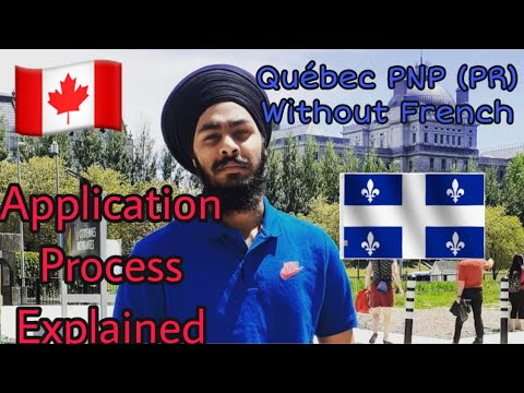 PR IN MONTREAL | QUEBEC PNP - Get PR without French | PEQ, Quebec Skilled Worker Explained.