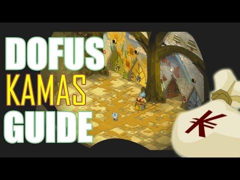 DOFUS - Kamas Making Guide! [Tutorial][English]