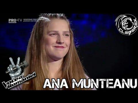 Ana Munteanu - Bensonhurst blues (Vocea României 08/09/17)