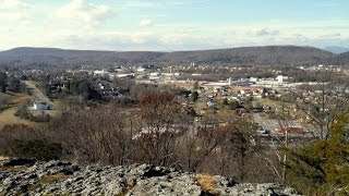 Bushwhacking Town of Rocky Mount, Virginia