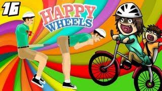 HO IL PENEE!!! - Happy Wheels [Ep.16]