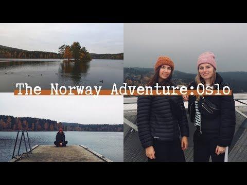 The Norway Adventure: Oslo