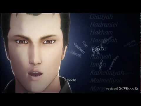 El Shaddai: Ascension of the Metatron - Intro