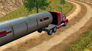 Oil Tanker: Truck Drive · Game · Gameplay