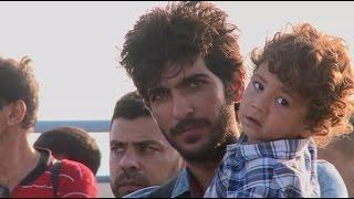 Greece: Hellenic Coast Guard rescues migrants off coast of Kos