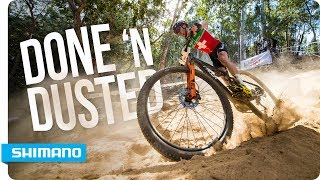 Done 'n Dusted - UCI MTB Worlds, Cairns 2017 | SHIMANO