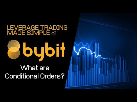What Are Conditional Orders? | Bybit | Tutorial