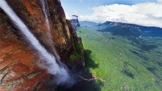 Angel Falls - World Top 10 Place to Travel[HD]