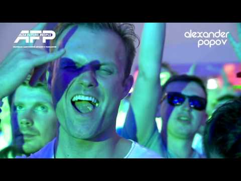 Alexander Popov  - Live @ Alfa Future People 2016