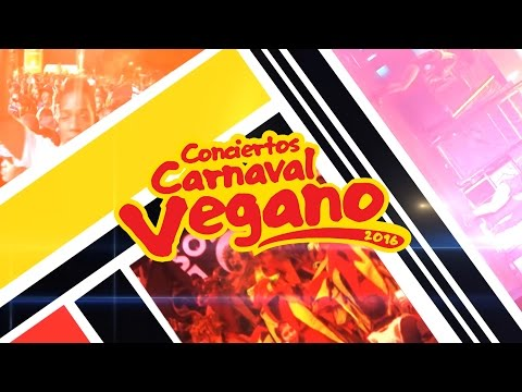 Concierto Don Miguelo Carnaval Vegano 2016