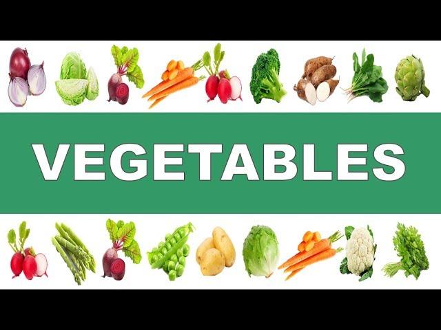 Las Verduras En Ingles Youtube La zanahoria, alimento rico en vitamina a del grupo de las las proporciones de los nutrientes de la zanahoria pueden variar según el tipo y la cantidad del. las verduras en ingles youtube
