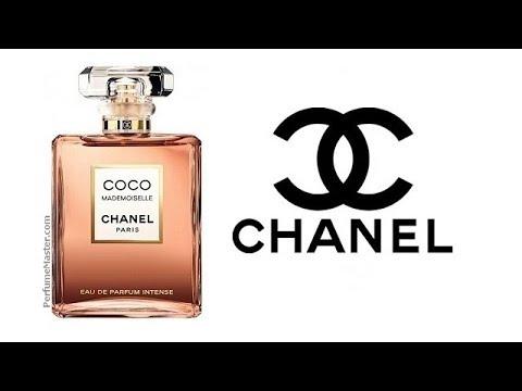 Chanel Coco Mademoiselle Intense Perfume Youtube