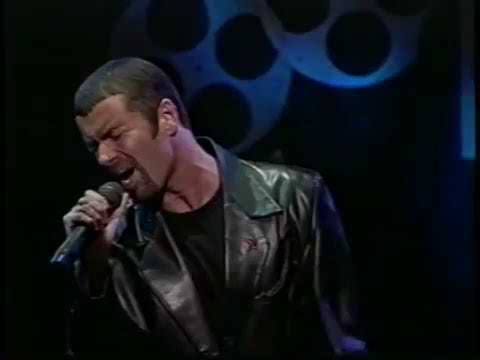 George Michael And Elton John - Don't Let the Sun go down on me live 1996