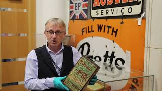 British Motoring Treasures – An interview with Tim Bryan, Head of Collections