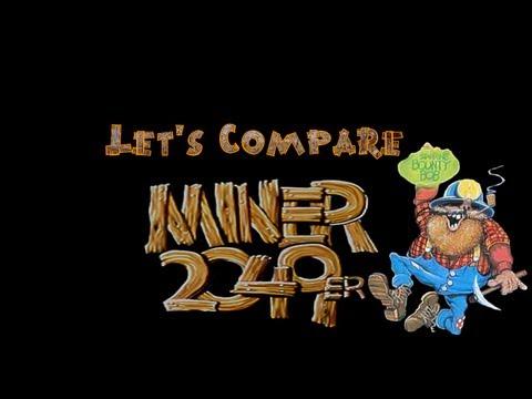 Let's Compare ( Miner 2049er )
