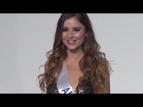「2015ミス・インターナショナル」各国代表が登場!水着審査 #Miss International