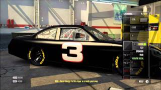 Nascar The Game 2011: Paint Booth