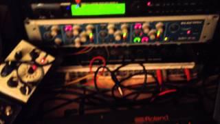 Roland Compu-Rhythm CR-78 programmed from TR-808
