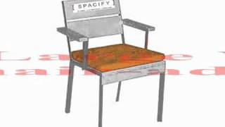 Modern Outdoor Lounge Chairs, Patio Lounge Chair