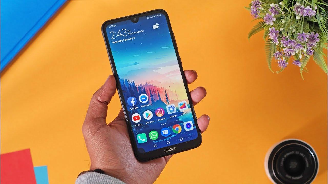 Huawei Y7 Prime 2019 Full Review - Detailed [Urdu/Hindi]