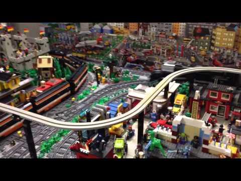 Lego big boy 4-8-8-4  2013