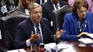 Senate Judiciary Committee Democrats Try to Stop Graham Asylum Fix Legislation